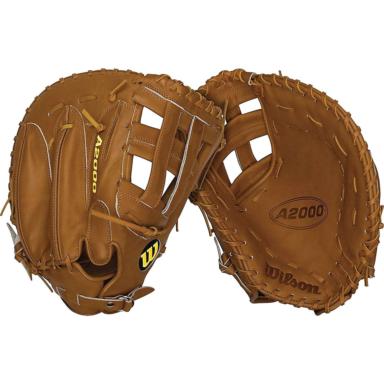 wilson-a2000-1883-baseball-first-base-mitt-12-5-left-hand-throw A2802BB1883-LeftHandThrow  887768113964 Since its introduction in 1957 the Wilson A2000 Series has set