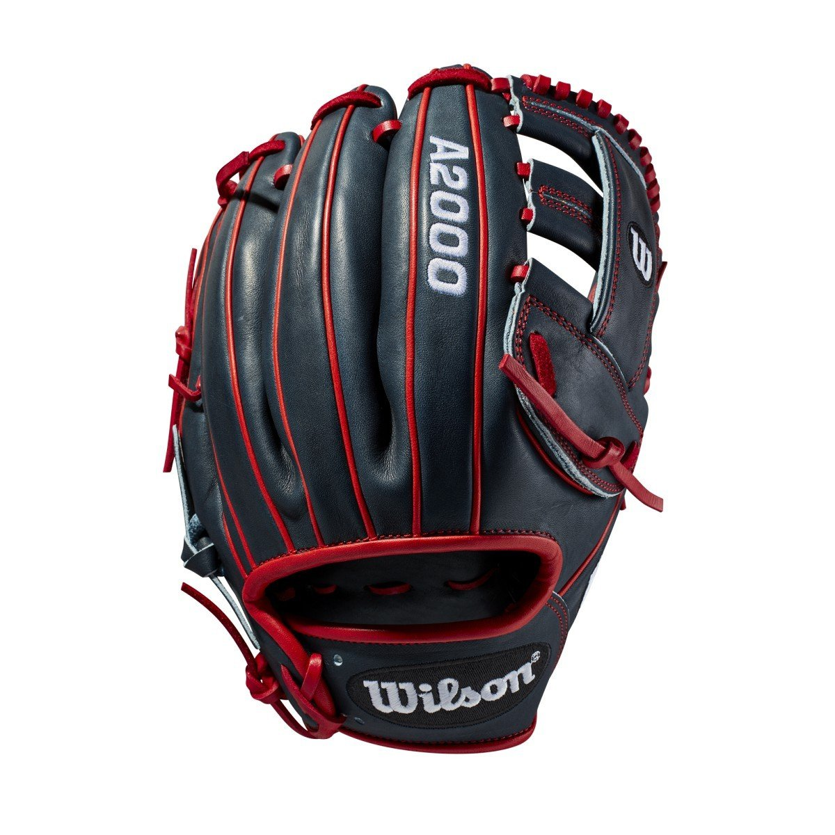 wilson-a2000-baseball-glove-11-5-brian-dozier-g4-right-hand-throw WTA20RB19LESEP-RightHandThrow Wilson 887768764647 <div>Red white and blue never goes out of style. This custom