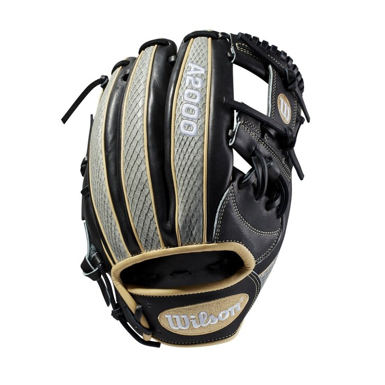 wilson-a2000-baseball-glove-11-75-snakeskin-right-hand-throw WTA20RB19LEDEC-RightHandThrow Wilson 887768764678 This custom A2000 1787 means business. With Black Pro Stock Leather