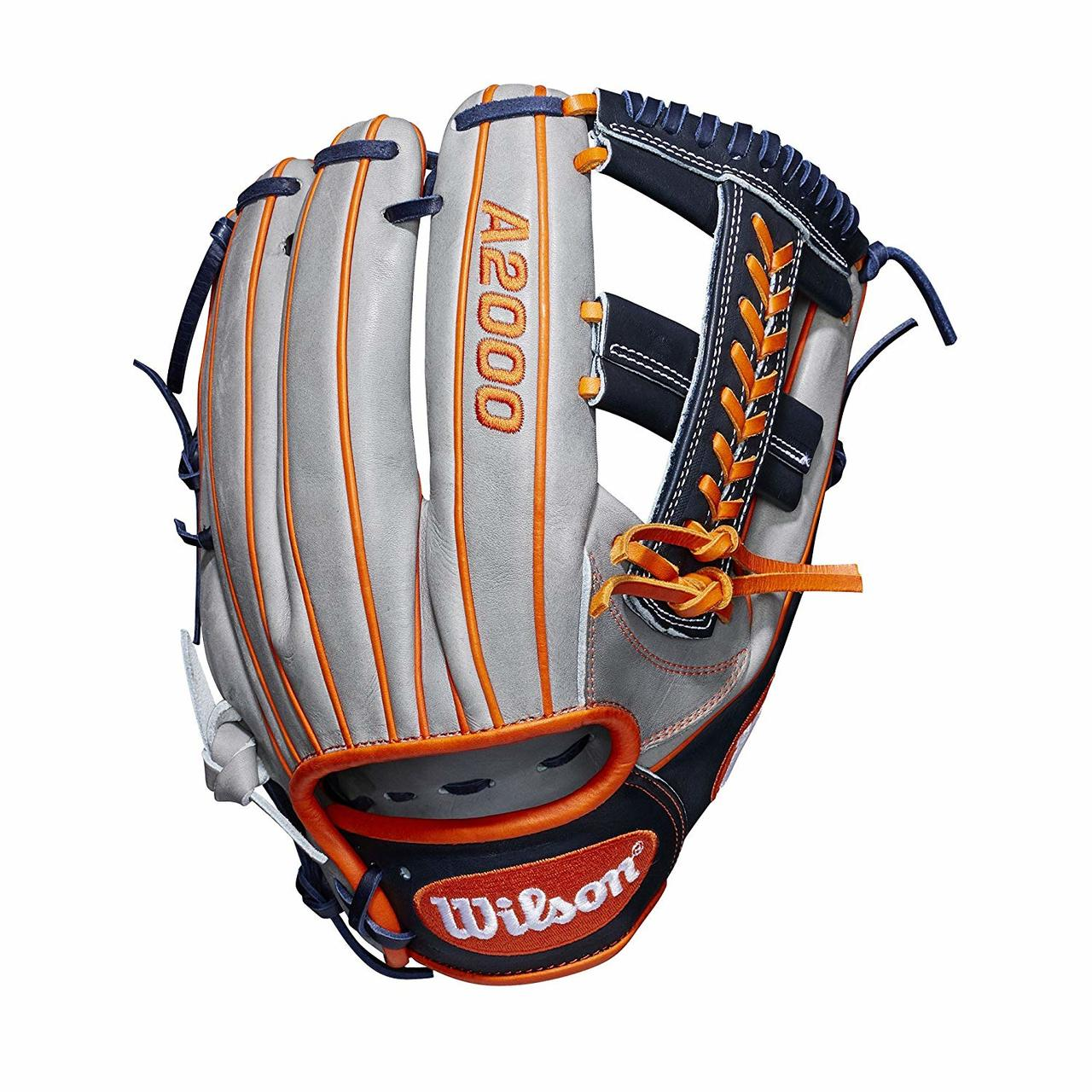 wilson-a2000-baseball-glove-2019-carlos-correa-game-11-75-right-hand-throw WTA20RB19CC1GM-RightHandThrow Wilson 887768732271 The Wilson A2000 Baseball Glove series has an unmatched feel durability