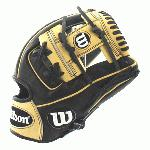 11.5 Infield Model, H-Web span class=a-list-itemPro Stock(TM) Leather for a long lasting glove and a great break-inspan span class=a-list-itemDual Welting(TM) for a durable pocketspan span class=a-list-itemDriLex Wrist Lining to keep your hand cool and dryspan