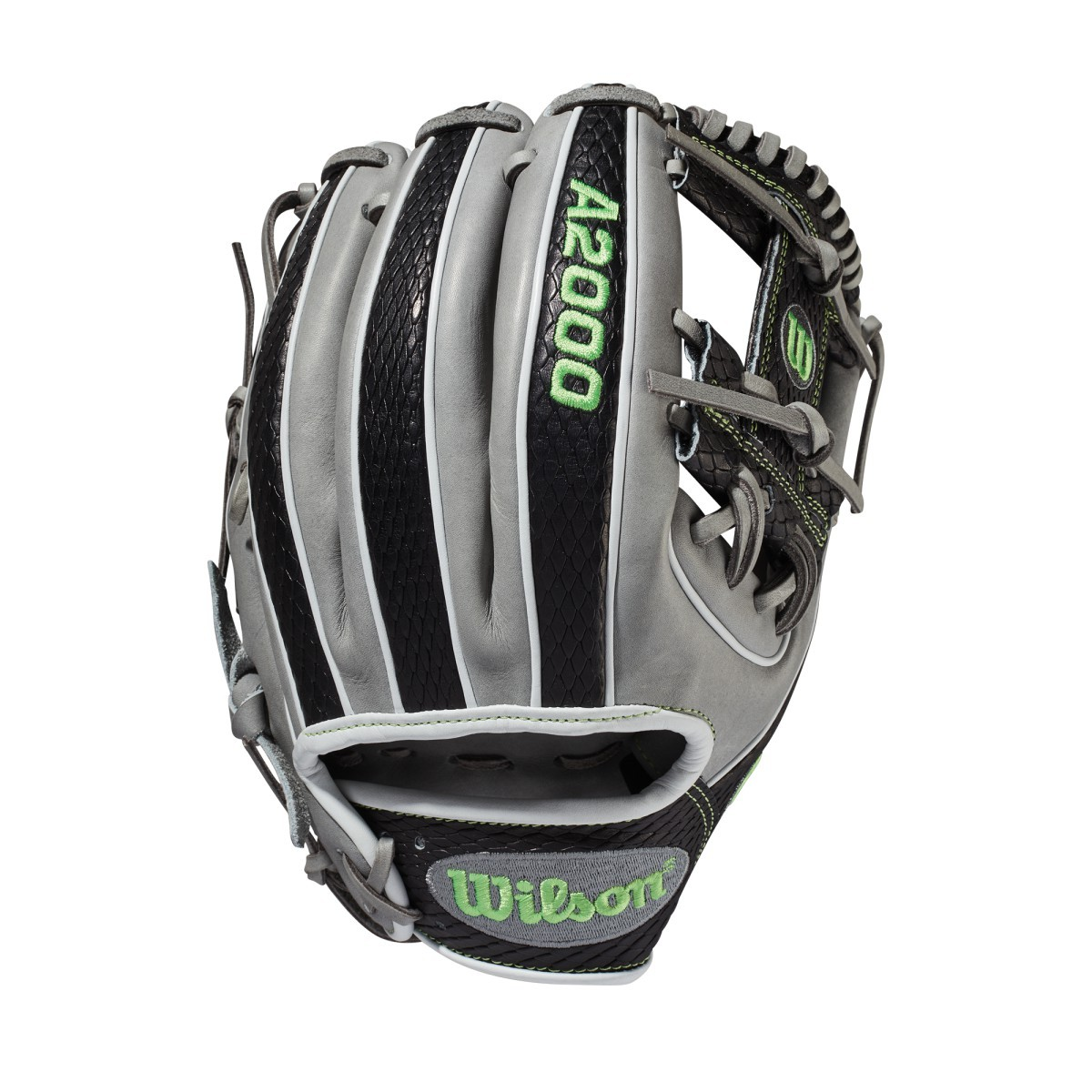 wilson-a2000-baseball-glove-april-gotm-1786-11-5-right-hand-throw WTA20RB19LEAPR-RightHandThrow  887768824372 Show off your dark side with the April GOTM model. Black