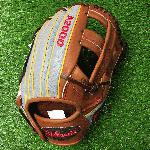 pWilson A2000 DP15 GM 11.75 inch. Pedroia model, Single Post Web./p