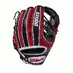 wilson a2000 baseball gloves feb 2019 1786ss snakeskin 11 5 right hand throw