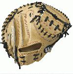 A2000 CM33 33 inch Wilson A2000 CM33 Catchers Mitt. The all new 33 A2000 CM33 has a deeper pocket and catching area for better control and the pattern was designed for better scooping of balls in the dirt. The heel pad is thinner than traditional catcher's mitts so that the glove is lighter and will break in quick. This also encourages a quicker transfer from mitt to throwing hand. Runners will quickly learn to not test you. Constantly improving patterns. Materials that perform. Meticulous dependable construction. The evolution of the A2000 baseball glove has been driven by insights from the Wilson Advisory Staff. This is why hard working players love its unmatched feel, rugged durability and perfect break-in.33 Catcher's ModelHalf Moon WebExtended PalmMLB Most Popular Catcher's Mitt PatternPro Stock Leather for a long lasting glove and a great break-inDriLex Wrist Lining to keep your hand cool and dryCatcherRHT 33 Pro Stock Leather.   The most famous baseball glove, the Wilson A2000, just keeps getting better. The Wilson glove team is constantly refining the A2000 Pro Stock patterns with the insights of hundreds of MLB players every season, and applying those alongside the innovative technology that has made the glove so popular among ballplayers at all levels. p class=a-spacing-baseMade with Pro Stock leather -- identified specifically for ball gloves long before it reaches your hand and expertly-chosen -- the A2000 is built to break in perfectly and last for multiple seasons. But even long after break-in, technological components such as Dual Welting maintain a durable pocket and long-lasting form. p class=a-spacing-baseSome Wilson A2000s are made with SuperSkin, a proprietary material that increases durability and lightens the weight of the glove. div class=apm-rightthirdcol div class=apm-rightthirdcol-inner div class=apm-listbox a-box a-color-alternate-background a-spacing-small div class=a-box-inner ul class=a-unordered-list a-vertical lispan class=a-list-itemspan class=a-size-base a-color-secondary Pro Stock Leather /span/span/li lispan class=a-list-itemspan class=a-size-base a-color-secondary Dual Welting /span/span/li lispan class=a-list-itemspan class=a-size-base a-color-secondary SuperSkin /span/span/li li div div div div div  div div class=a-expander-header a-expander-partial-collapse-header a-text-left  div div class=celwidget aplus-module module-3 div class=a-expander-collapsed-height a-row a-expander-container a-expander-partial-collapse-container data-a-expander-collapsed-height=700 data-a-expander-name=aplus-module-expander div class=a-expander-content a-expander-partial-collapse-content div class=aplus-module-wrapper apm-floatnone div class=apm-sidemodule apm-spacing div class=apm-sidemodule-imageright  div div class=apm-sidemodule-textleft h3 class=a-spacing-miniCraftsmanship/h3 h3Wilson's commitment to quality and craftsmanship starts at the diamond, continues in production, then carries onto the field. Shigeaki Aso, Wilson's Glove Master Craftsman and his team have countless conversations with Wilson's hundreds of Pro Advisory Staff players, partnered college programs, elite travel ball players and more. That information is used to develop and improve the Wilson glove line, which is then meticulously built by expertly trained craftsmen./h3 div /div /div /div /div /div /div /div /div /div /div /div /div /div /div /div /div /div /li /ul /div /div /div /div