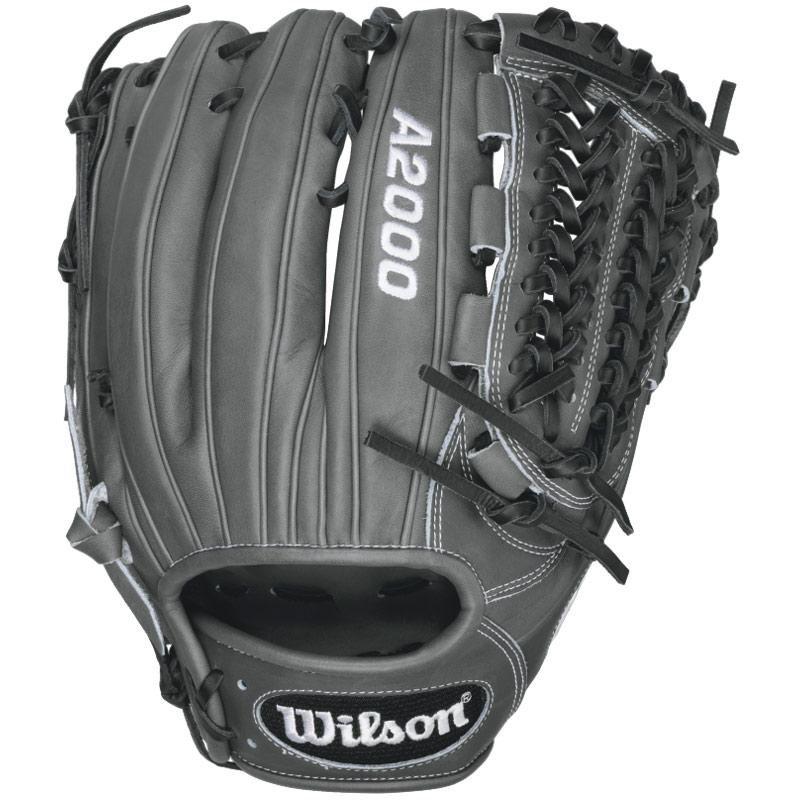 wilson-a2000-d33-fielding-glove-11-75-right-handed-throw-a20rb16d33-baseball-glove A20RB16D33-Right Handed Throw Wilson 887768359751 Wilson 11.75 Inch Pattern A2000 Baseball Glove. Closed Pro-Laced Web Dri-Lex
