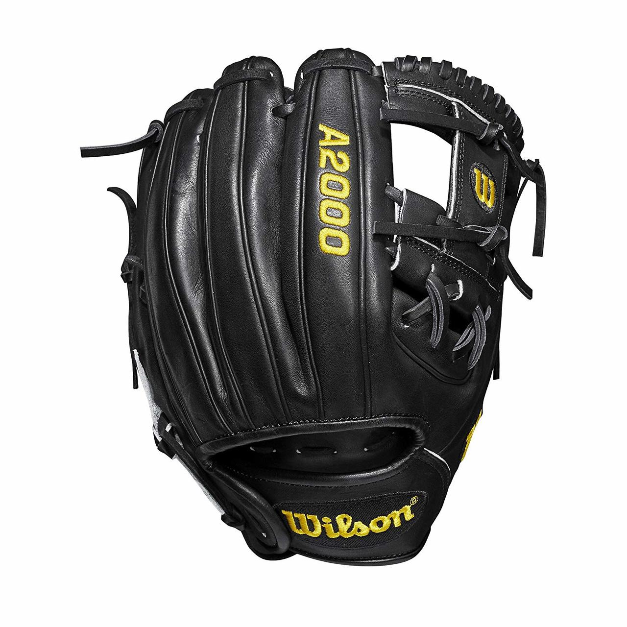 wilson-a2000-dp15-pedroia-baseball-glove-2019-right-hand-throw-11-5 WTA20RB19DP15-RightHandThrow Wilson 887768732448 11.5 inch infield WTA20RB19DP15 Made with pedroia fit for players with