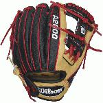 Wilson A2000 DP15SS Fielding Glove 11.5 Right Handed Throw A20RB16DP15SS Baseball Glove