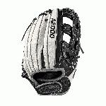wilson a2000 fastpitch softball glove 12 dual post web right hand throw