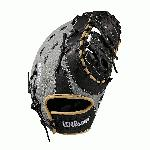 wilson a2000 first base mitt 1617ss 12 5 right hand throw 2019