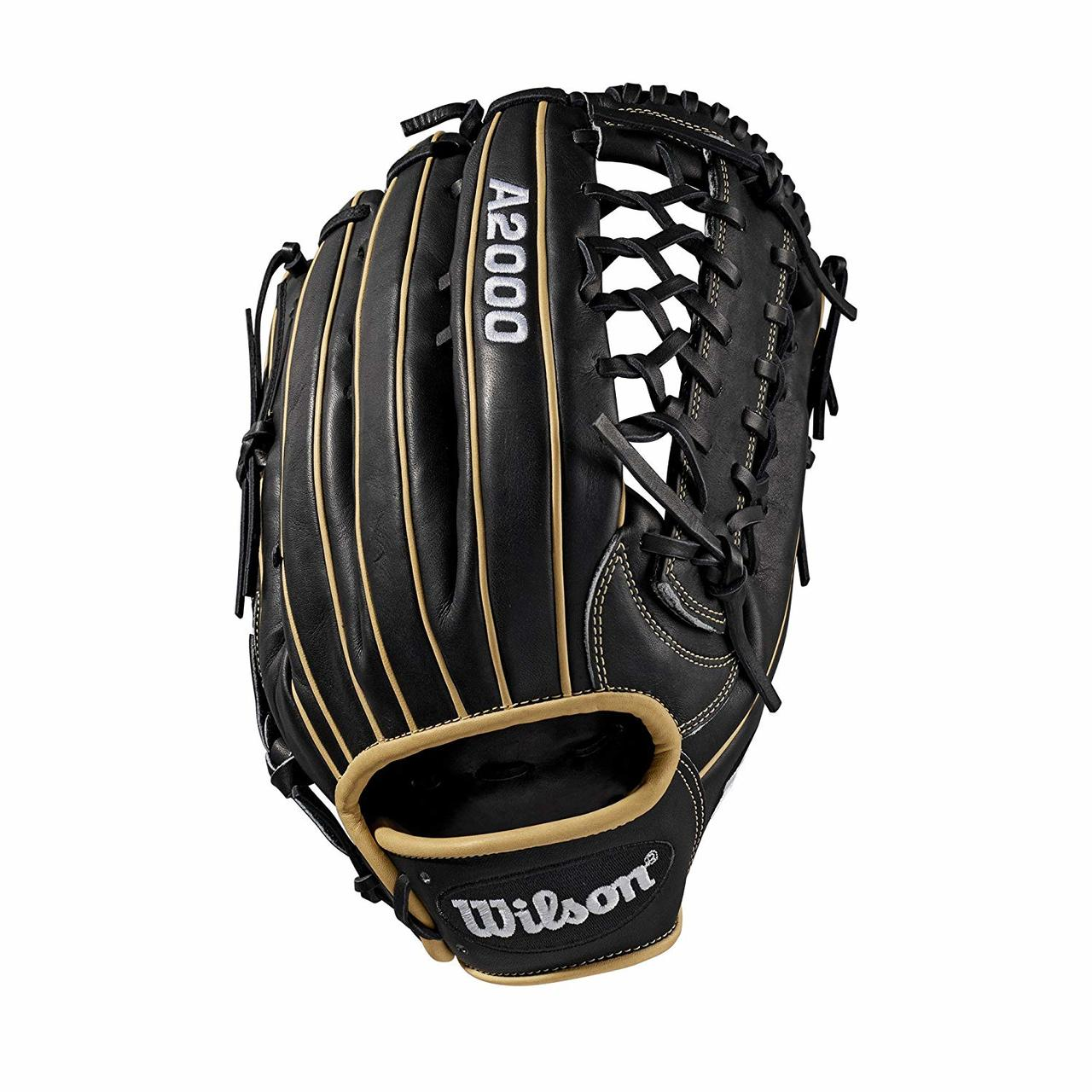 wilson-a2000-kp92-12-5-baseball-glove-2019-right-hand-throw WTA20RB19KP92-RightHandThrow Wilson 887768721626 The A2000 KP92 is a widely popular model among outfielders for