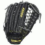 Try on the Wilson A2000 KP92 Baseball Glove on and you'll feel it-the countless hours of ballplayers, engineers and craftsmen working together to put their passion in the palm of your hand. This glove pattern was developed by Master Craftsman Aso-San and Kirby Puckett and is favored for its length and reinforced bar across the top of the trap for additional pocket stability and snow cone catches. Designed with Black Pro Stock Leather and Grey laces, the A2000 KP92 is an instant grand slam. The most famous baseball glove, the Wilson A2000, just keeps getting better. Wilson Glove Master Craftsman, Shigeaki Aso, constantly refines the Pro Stock patterns with the insights of hundreds of MLB players every season. Made with Pro Stock leather, the A2000 baseball glove is built to break in perfectly and last for multiple seasons. It's the perfect ball glove for hard working players. 12.5 inch. Outfield Model. Pro Laced T-Web. Pattern Developed With Kirby Puckett. Pro Stock Leather for a long lasting glove and a great break-in. Dual Welting for a durable pocket. DriLex Wrist Lining to keep your hand cool and dry. Available in right hand throw and left hand throw. Product Specs Throwing Hand Left and Right Age Group Adult Position Outfield