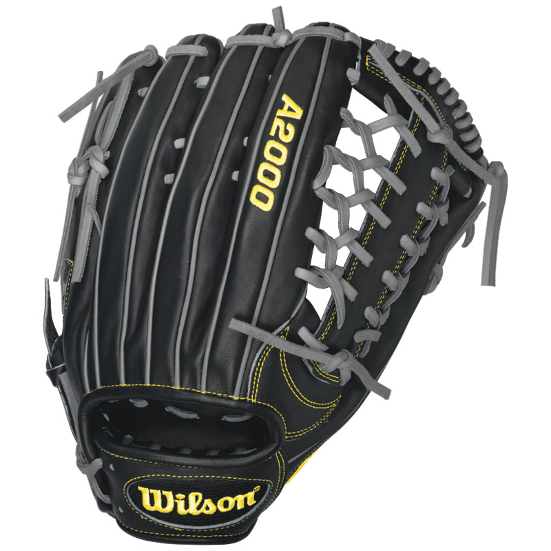 wilson-a2000-kp92-fielding-glove-12-5-right-handed-throw-a20rb16kp92-baseball-glove A20RB16KP92-Right Handed Throw Wilson 887768359805 Try on the Wilson A2000 KP92 Baseball Glove on and youll
