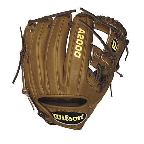 wilson-a2000-pedroia-dp15-oil-stanned-pocket-baseball-glove-11-5-right-hand-throw WTA20RB15DP15GM-Right Hand Throw Wilson 887768255015 Wilson A2000 Baseball Glove. H Web Pedroia Fit Game Model for