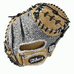 wilson a2000 pedroia fit baseball catchers mitt 33 right hand throw