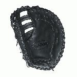 "Wilson A2000 First Base Mitt Reinforced Single Post Web, double break design, most popular mlb 1st base pattern. Wilson A2000 2800 First Base Mitt 12.00 inch A20RB152800. Used by Mike Napoli the Wilson A2000 2800 First Base Mitt is Wilsons most popular First Base Model. The Wilson A2000 2800 features a 12.00"" pattern with a double heel break design for an optimal break in. The 2800 A2000 First Base Mitt features a reinforced single post web and is constructed from Wilson's popular Pro Stock Leather, for increased durability and a great feel. The Wilson A2000 2800 also comes equipped with a DriLex wrist liner to keep your hand cool and dry. 12 Baseball First Base Mitt. Reinforced Single Post Web. Double Heel Break Design. Pro Stock Leather for a long lasting glove and a great break-in. DriLex Wrist Lining to keep your hand cool and dry. Available in right hand throw and left hand throw."