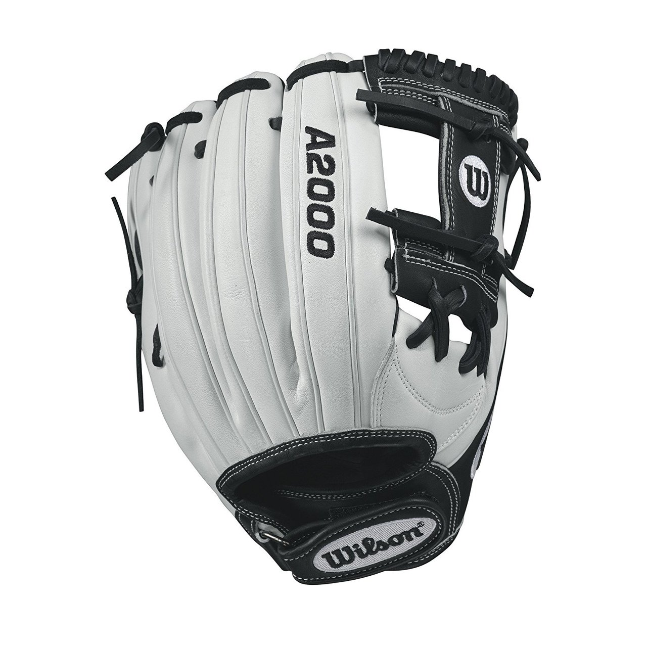 wilson-a2000-series-11-75-inch-wta20rf171175-fastpitch-softball-glove A20RF171175-RightHandThrow  887768499525 Fastpitch-specific WTA20RF171175 New comfort Velcro wrist closure for a secure and