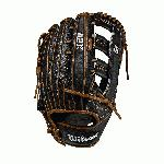 wilson a2k 1775 12 75 baseball glove right hand throw