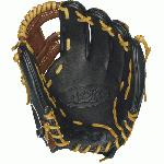 The Wilson Baseball Glove 1786 pattern is the most popular middle infield baseball glove from Wilson because the H-web and double X lacing at the web base keep the pocket shallow.  The Jet Black, Dark Brown and Blonde A2K 1786 is often broken in with a flattened, flared shape.  You can catch Jose Altuve and other top MLB infielders using their A2K 1786 during the MLB season. The A2K is the most premium baseball glove available from Wilson. It is made with ProStock Select leather which is chosen for its consistency and flawlessness making it the ideal leather for a baseball glove. Glove Master Craftsman, Shigeaki Aso designed this line with Rolled Dual Welting, Double Palm Construction and more craftsman shaping so that the A2K breaks in quicker and lasts longer. 11.5 Baseball Infield Model. H-Web Pattern. Pro Stock Select Leather. 2X Palm Construction provides maximum pocket stability. Rolled Dual-Welting for quicker break in. 3X more craftsman shaping at the factory means your glove is pounded and shaped by a master technician at the factory, reducing break in time for you.