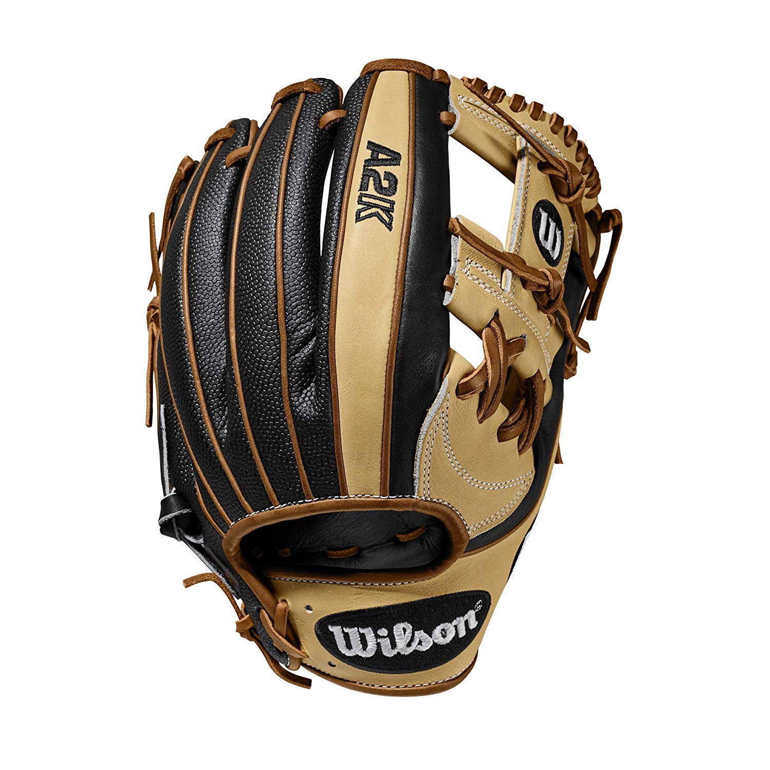 wilson-a2k-baseball-glove-1787-superskin-11-75-right-hand-throw WTA2KRB201787SS-RightHandThrow Wilson 887768815226 Unparalleled Craftsmanship Every single A2K ball glove receives three times more