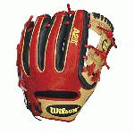 Wilson A2K Brandon Phillips Baseball Glove. 11.5 Inches.