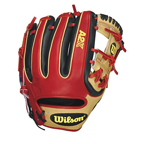 wilson-a2k-baseball-glove-dat-dude-game-model-11-5-right-hand-throw A2KRB15DTDUDE-Right Hand Throw Wilson 887768251895 Wilson A2K Brandon Phillips Baseball Glove. 11.5 Inches.