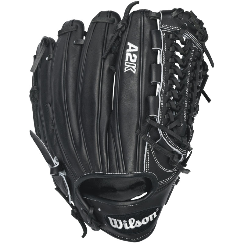 wilson-a2k-d33-pitcher-baseball-glove-11-75-right-hand-throw A2KRB16D33-RightHandThrow Wilson  The Wilson A2K Series simply exudes greatness. These gloves were meticulously
