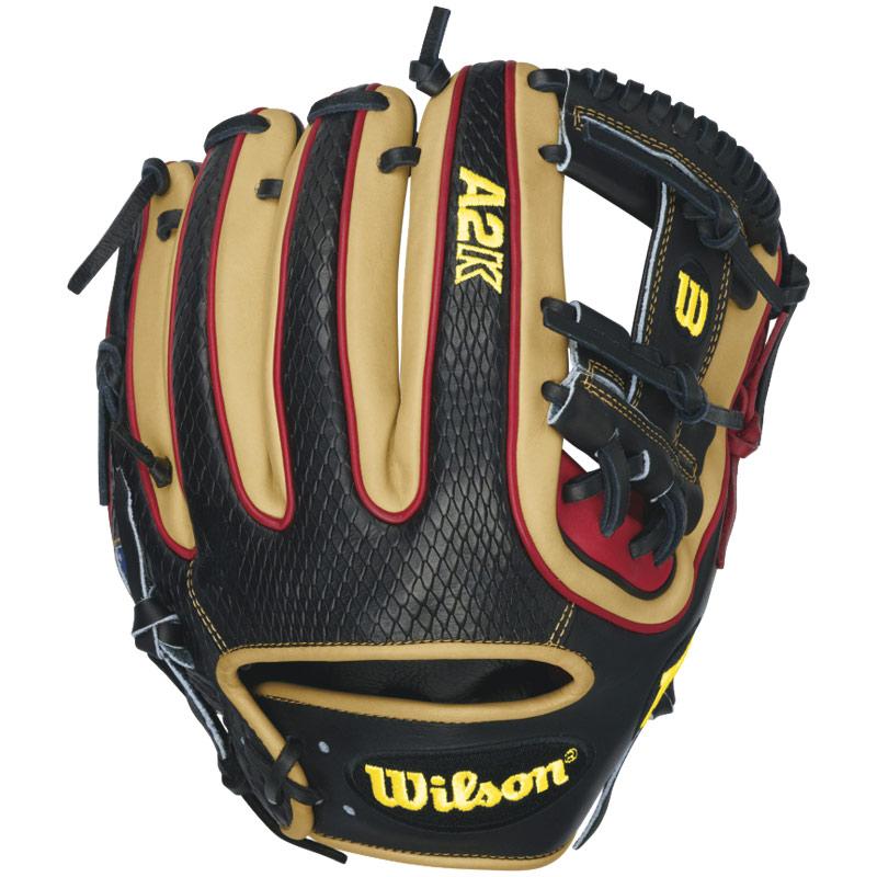 wilson-a2k-dtdude-fielding-glove-11-5-right-handed-throw-a2krb16dtdude-baseball-glove A2KRB16DTDUDE-Right Handed Throw Wilson 887768359454 The Wilson A2k Baseball Glove Brandon Phillips glove model made a
