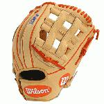 Wilson A2K DW5 Game Model Baseball Glove 12 inch David Wright (Right Hand Throw) : The A2K is the most premium baseball glove available from Wilson. The top 5% of Pro StockTM hides are triple sorted for consistency and flawlessness, resulting in the softest and most durable ball glove leather. Pro StockTM Select Leather and Rolled Dual Welting work together to provide the same core benefit, a long lasting glove that breaks in faster than ever.