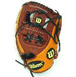 wilson a2k game model dustin pedroia oil stanned baseball glove right hand throw 11 5 inch