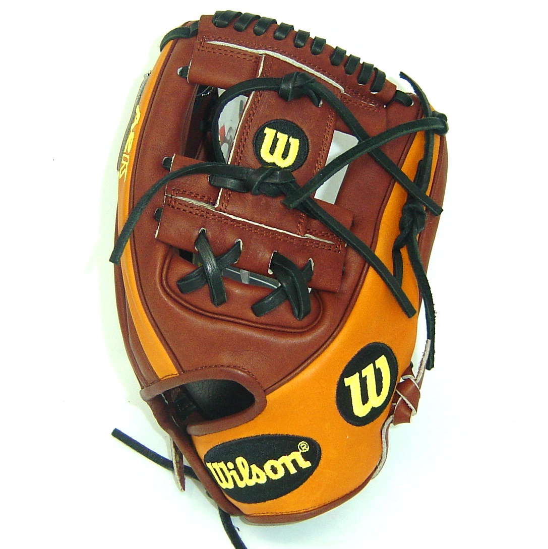 wilson-a2k-game-model-dustin-pedroia-oil-stanned-baseball-glove-right-hand-throw-11-5-inch WTA2KRB15DP15GM-OIL-Right Hand Throw Wilson  Why does Dustin Pedroia get two Game Model Gloves Why not
