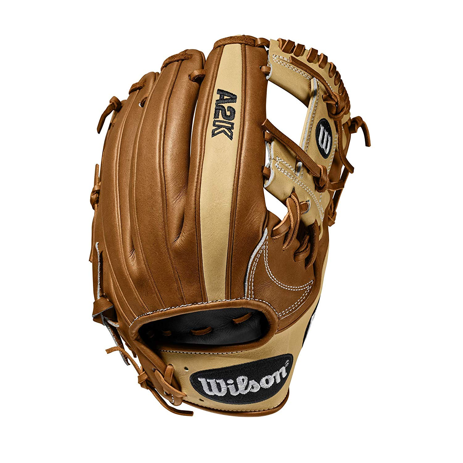 wilson-a2k-rb20-1787-baseball-gloves-11-75-right-hand-throw WTA2KRB201787-RightHandThrow Wilson 887768815219 Blonde and Saddle Tan Pro Stock Select Leather chosen for its