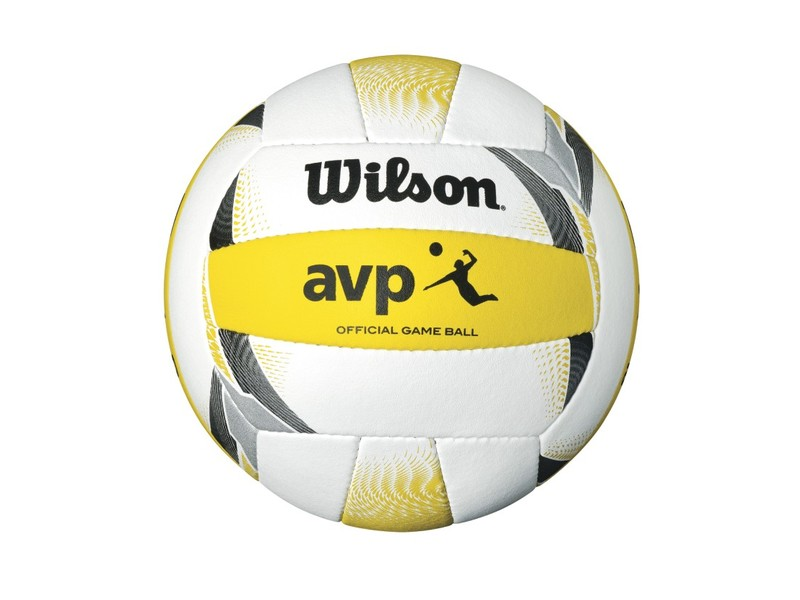 wilson-avp-ii-official-game-volleyball WTH6007ID Wilson  <p>AVP II OFFICIAL GAME VBALL</p>