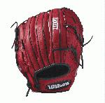 Bandit B212 - 12 Wilson Bandit B212 Pitcher Baseball GloveBandit B212 12 Pitchers Baseball Glove - Right Hand Throw Bandit B212 12 Pitchers Baseball Glove - Left Hand Throw WTA12RB17B212 WTA12LB17B212 The B212 12 Bandit pitcher's glove is made with red Soft Full-Grain Steerhide leather, a 2-piece web and is perfect for the young travel pitcher. Using some of Wilson's most popular color palettes, the Bandit is the glove for the young travel ballplayer who likes a little style to go along with his on-the-field substance. Its soft full-grain steerhide brings the perfect balance of minimal break-in and outstanding durability.12 Pitcher Model 2-Piece Web Soft Full-Grain Steerhide LeatherPitcherBoth12 2-Piece Web Soft Full-Grain Steerhide Leather Bandit 1786 A1K B2 A2000 T-ShirtGlove Care Kit Aso-San Glove Mallet Aso breaks in Brandon Phillips Glove