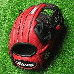 pWilson Bandit 1786PF Baseball Glove 11.5 USED right hand throw./p