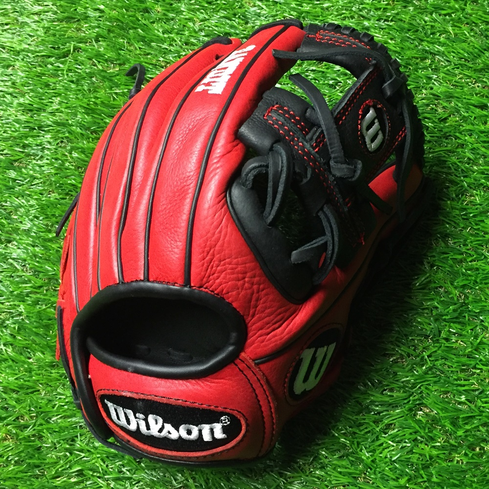 wilson-bandit-baseball-glove-1786pf-11-5-used-right-hand-throw WILSON-0003 Wilson  <p>Wilson Bandit 1786PF Baseball Glove 11.5 USED right hand throw.</p>