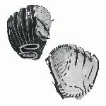 Wilson Onyx Cat Web Fastpitch Glove 12 BlackWhite Right Hand Throw