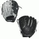Wilson Onyx Victory Web Fastpitch Glove 12.5 WhiteBlack Right Hand Throw