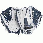 Worth Liberty Series fast pitch softball glove. 12.5 Inches. X trap web.