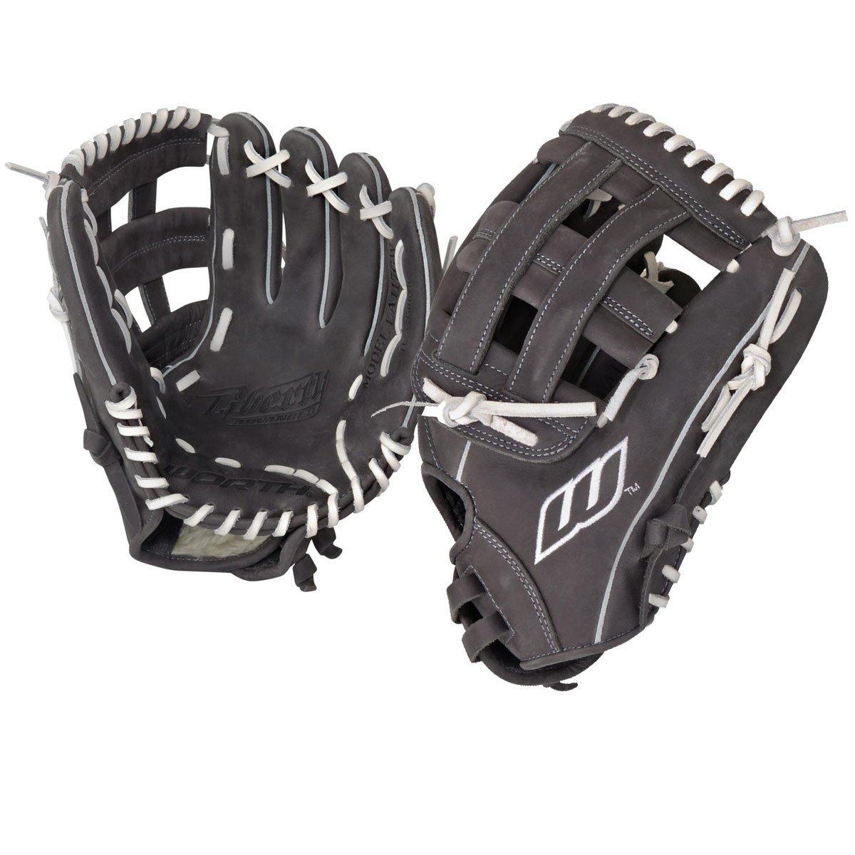 worth-liberty-advanced-11-75-inch-la117gw-fastpitch-softball-glove-right-hand-throw LA117GW-Right Hand Throw Worth 043365345805 The updated design of the Liberty Advanced Series puts a new