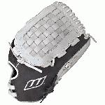 Worth Liberty Advanced Fastpitch Softball Glove 13 inch LA130GW (Right Hand Throw) : Worths most popular Fastpitch Softball Glove line, the Liberty Advanced Series, set the standard for elite softball players. Designed for longevity, game-readiness and on-field performance, these gloves feature pro soft shell leather and linings, and USA Pro Grade-tanned laces. The palm lining and outer shell are constructed of the same leather to enhance consistent break-in for the perfect pocket. Most models include custom-fit hand adjustments and cushioned finger backs for a more secure fit and better glove control.