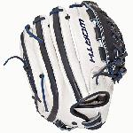 Worth Liberty LA125WN Softball Glove 12.5 inch (Right Handed Throw) : Worth Liberty Advanced Series Fast Pitch Softball Gloves have excellent Shape Retention, Enhanced Fielding Performance The updated design of the Liberty Advanced Series fastpitch softball gloves puts a new standard on comfort and quality. These gloves have excellent shape retention and enhanced fielding performance. These patterns have been developed for the elite softball and baseball player that are looking for a quality, comfortable glove that requires minimal break-in time. Made from USA tanned shell leather and pro-grade lace, the Liberty Advanced Series uses the same material inside and out to help create an even break-in with the perfect pocket. In addition, the full grain cushioned finger back linings make this glove unbelievably comfortable. The moldable padding on the pocket makes forming the glove to your liking easier than you thought possible. Worth Liberty Advanced Series Fast Pitch Softball Gloves feature: Double-tanned shell leather and USA tanned pro lace provide unmatched durability PoronA XRDATM palm and index finger pads significantly reduce ball impact for greater protection Full-grain cushioned finger back linings for added comfort Custom-fitted pull straps for easy hand adjustments.