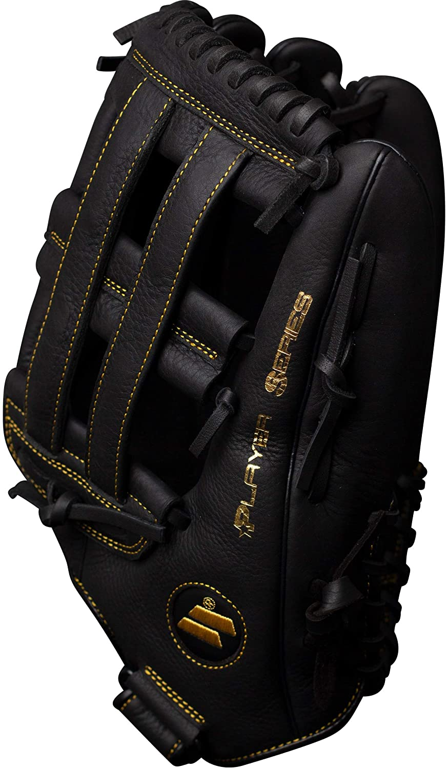 worth-player-series-15-inch-h-web-slowpitch-softball-glove-right-hand-throw WPL150-PH-RightHandThrow Worth 658925043307 Player series from Worth is a Slow Pitch softball glove featuring